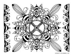 Free Coloring Printables For Adults