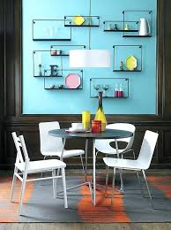 Diy Dining Room Shelves Wall Photos