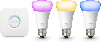philips hue a19 white and color ambiance starter kit third