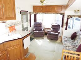 2000 Prowler Travel Trailer Floor Plans by 2000 Fleetwood Prowler 305g Fifth Wheel Coldwater Mi Haylett Auto
