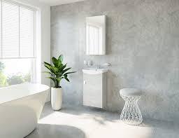 spiegelschrank gäste bad wc planetmöbel badmöbel set