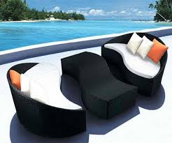 canap salon de jardin salon de jardin moderne en solde meuble design canap cuba 999