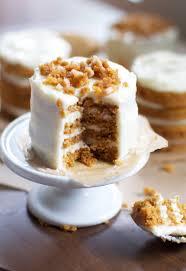 Best Pumpkin Desserts Nyc by Mini Pumpkin Layer Cakes