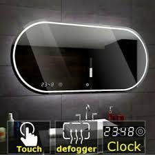 boston badspiegel mit led beleuchtung spiegel heizmatte