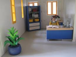 bureau playmobil bureau du directeur playmobil en