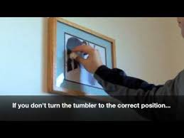 Magnetic Locks For Furniture by Magnetic Picture Safe Instructable Youtube