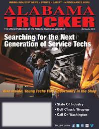 100 Mississippi Trucking Association Alabama Trucker 4th Quarter 2018 By Alabama