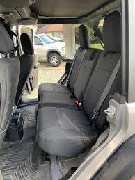 Bartact Rear Seat Covers Installed! | 2018+ Jeep Wrangler Forums (JL ... Amazoncom Pickup Truck Bench Cover Baja Inca Saddle Blanket Fits Trailblazer Hd Canvas Front Seat Covers For Toyota Hilux Single Cab 2019 Chevy 1500 Seat Covers Tigertough 12016 Ford F150 Polycotton Seatsavers Protection China Shopping Guide At Shop Sheepskin Pair Steering Grey Fleece Waterproof Custom From Covercraft Car 9 Steps Coverking Genuine Leather Customfit Dog Hammock For Back Treat A Crgrade Neoprene