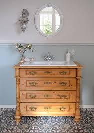 waschbeckenunterschrank antik fürs badezimmer waschtisch