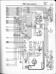 1962 Chevy Truck Wiring Diagram - Wiring
