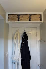 Over The Door Bathroom Organizer by Innovation Idea Over The Door Shelves Creative Design Organizers