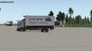 XP11 Default Catering Truck Replacement Textures - X-Plane Ground ...