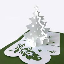 Gift Paper Craft Birthday Christmas Tags Tree Wrapping Crafting Card