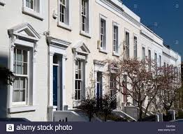 100 What Is A Terraced House Victorian And Whitewashed Terraced Houses In Gentrified Kensington