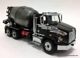 100 Ertl Trucks 150 Western Star 4700 SB Concrete Mixer