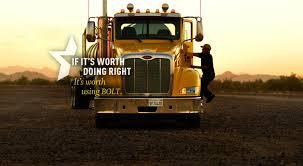 100 Bulk Truck And Transport BOLT Or Liquid