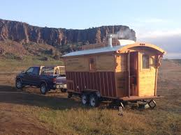 100 Gypsy Tiny House Andrew Campbells Wagons The Shelter Blog