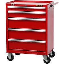 Costway 2pc Mini Tool Chest & Cabinet Storage Box Rolling Garage ...