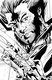 Age Of Ultron Coloring Book Preview 1