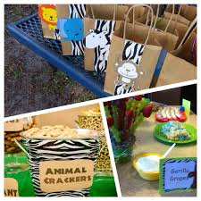 Safari Theme Party Lets Party Pinterest Safari Theme Party