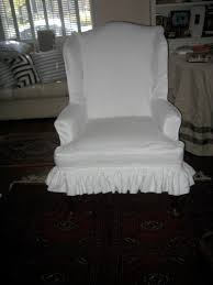 White Linen Chair Slipcovers. Linen Parson Chair Slipcover Fits Ikea ... Duval Wing Back Chair Beige Thrift Store Wingback Chair Linen Offeverydayclub Traditional Slipcover In Washed Linenlocal Clients Onlywing Ruffled Slipcoverwashed Linen Slipcoveryour How To Make Arm Slipcovers For Less Than 30 Howtos Diy Wingback Paris Tips Design Elegant Johnbaptistonline Summer Ottoman Upholstery Finn Slipcovered Swivel Armchair Sausalito Fniture Comfortable For Inspiring Tan Wingbacks By Shelley