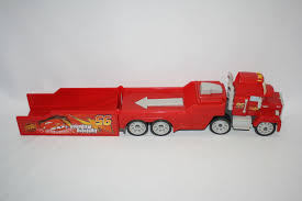 Disney Cars Semi Hauler With Launcher Mack Truck Shake N Go ...