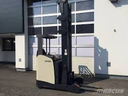 Used Crown ESR 5240 1.6 TT 8415 Reach Truck Year: 2017 For Sale ... Various Of Crown Bt Raymond Reach Truck From 5000 Youtube Asho Designs Full Cabin For C5 Gas Forklift With Unrivalled Ergonomics And Ces 20459 20wrtt Walkie Coronado Equipment Sales Narrowaisle Rr 5200 Series User Manual 2006 Rd 5225 30 Counterbalanced Forklifts On Site Forklift Cerfication As Well Of Minnesota Inc What Its Like To Operate A Industrial All Star Refurbished Electric Double Deep Hire 35rrtt 24v Stacker 3500 Lbs 210