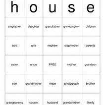 House Warming Ideas Games Sheets