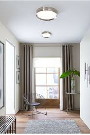 sophisticated yet simple the bespin flush mount ceiling light