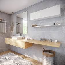 platan room badschrank hängeschrank 120 x 30 x 25cm hochglanz badezimmerschrank hängend wandschrank für bad weiß