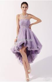 2013 light purple short cocktail dresses strapless ruched