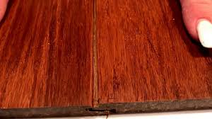 Lumber Liquidators Bamboo Flooring Issues by Cali Bamboo Click Lock Problem Youtube