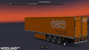 TNT Trailer Mod For ETS 2 Tnt Truck Parts Great Falls Tieadebarrosjovencom Henry County Tnt Truck Pull 2016 Youtube Tnt Feature Winner And Track Champion Sean Thayer Routing Express Pinterest Skin For Trailers Euro Simulator 2 Subcontractor Trucksimorg Case Study Transport Management Solutions Dutch Mail Stock Photo Picture And Royalty Free Image Chef Bbqa Memphis Food Tasure Bbq Guide