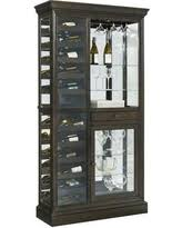 sweet deal on pulaski wine rack bar storage cabinet brown