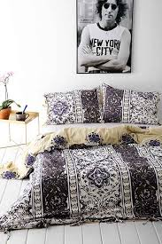 Urban Outfitters Bedding by Magical Thinking Boho Stripe Duvet Cover Magical Thinking Duvet