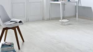 sol vinyle imitation parquet usé blanc texline 4m cuba white