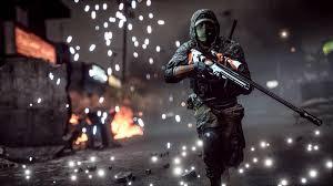 Battlefield 4 Sniper Poster 4K Wallpapers