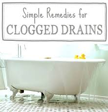 best 25 clogged drains ideas on pinterest natural drain