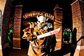 Californias Great America Halloween Haunt 2012 other attractions and scenic elements neonearth designs