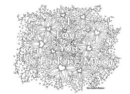 Best Ideas Of I Love You Coloring Pages For Adults About Free