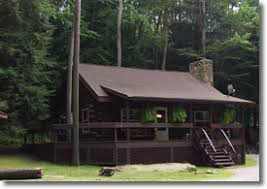 Timberbrook Cabin Cabin for Rent in Cook Forest Pennsylvania