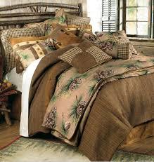 Rustic Cabin Bedding Ideas