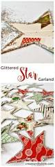 Decorate Christmas Tree Garland Beads by Best 25 Christmas Garlands Ideas On Pinterest Christmas Garland