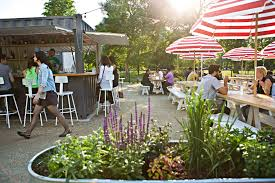 Best outdoor restaurants patios and cafes in Chicago