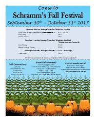 Pumpkin Patch Pittsburgh Area by Fall Festival Schramm Farms U0026 Orchards