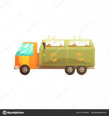 Garbage Truck Full Of Waste, Recycling Of Garbage And Utilization ... Garbage Truck Pictures For Kids Modafinilsale Green Cartoon Tote Bags By Graphxpro Redbubble John World Light Sound 3500 Hamleys For Toys Driver Waving Stock Vector Art Illustration Garbage Truck Isolated On White Background Eps Vector Sketch Photo Natashin 1800426 Icon Outline Style Royalty Free Image Clipart Of A Caucasian Man Driving Editable Cliparts Yellow Cartoons Pinterest Yayimagescom Recycle