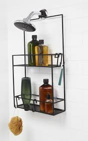 Simplehuman Sink Caddy Uk by Best 25 Hanging Shower Caddy Ideas On Pinterest Shower Storage