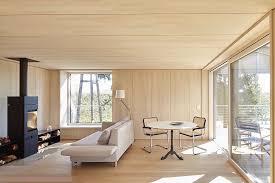 wohnen essen architekten geckeler moderne wohnzimmer holz