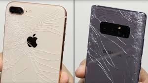 Here s how well the iPhone 8 s new all glass design holds up