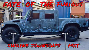 Dwayne Johnson's